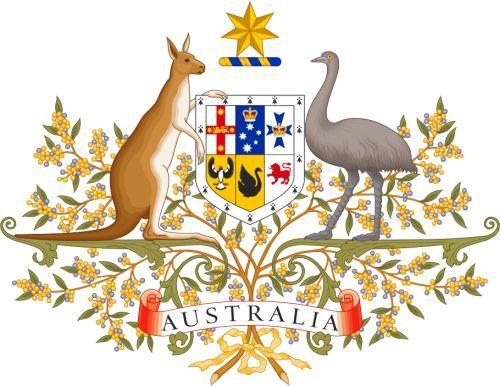 Wappen Australiens