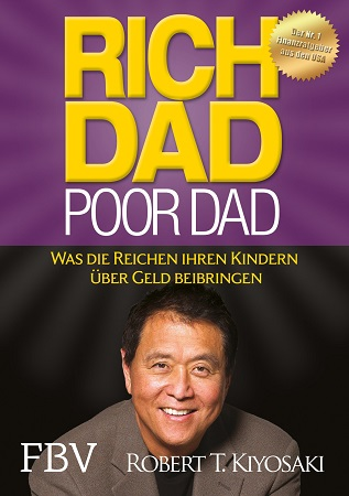 Rich Dad Poor Dad - Titelbild