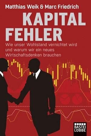 Kapitalfehler - Titelbild