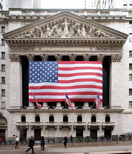 Cashtest - New York Stock Exchange