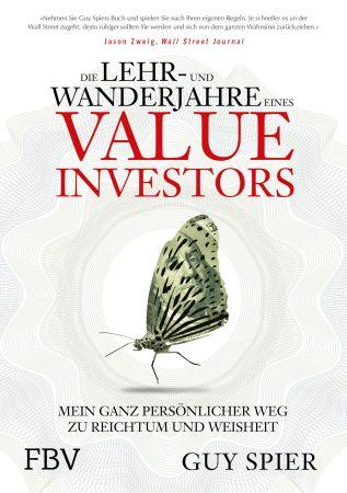 Die Lehr- und Wanderjahre eines Value-Investors - Titelbild
