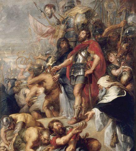 Der Triumph des Judas Makkabäus