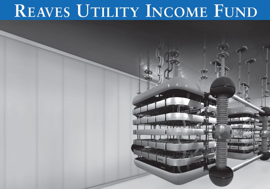 Cashtest - Banner des Reaves Utility Income Fund
