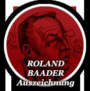 Roland-Baader-Auszeichnung - Logo