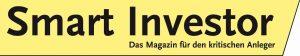 Warum Bares? - Banner Smart Investor