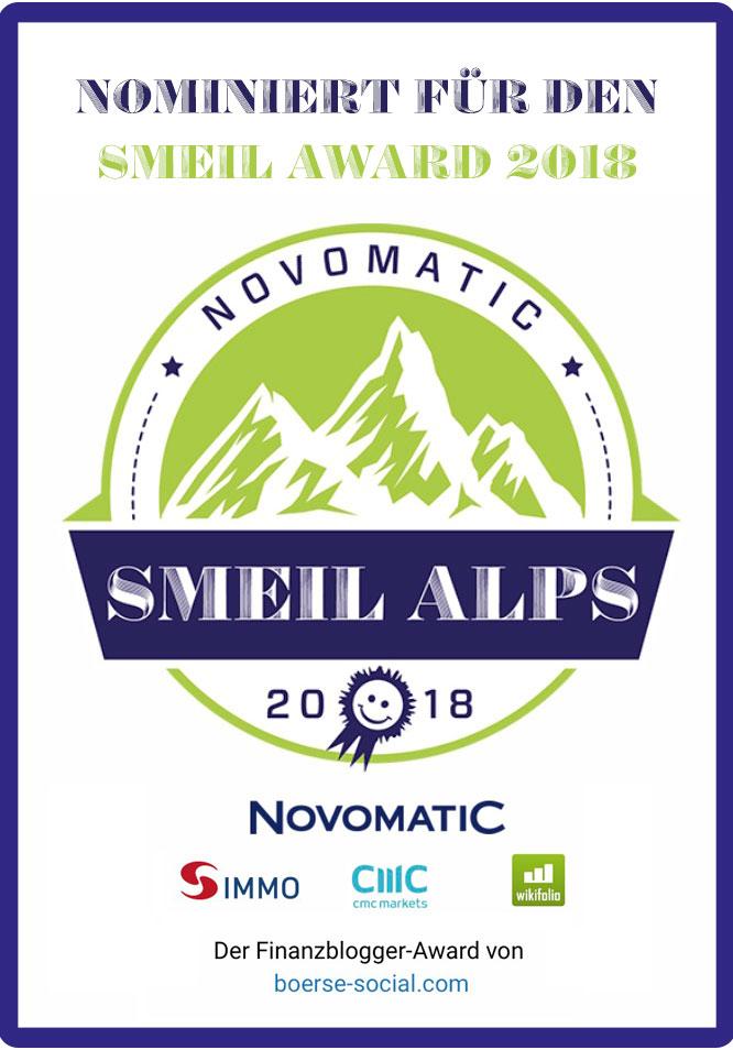 Warum Bares? - Logo Smeil Alps 2018