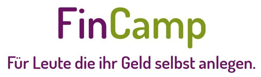 Warum Bares? - Logo FinCamp