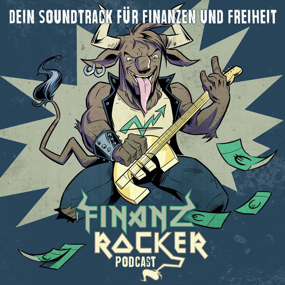 Logo Finanzrocker Podcast