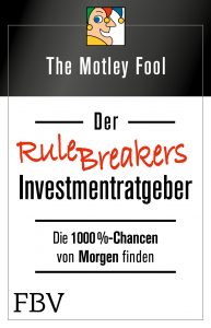 Der Rule Breakers Investmentratgeber - Titelbild