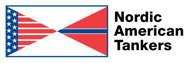 Logo von Nordic American Tankers
