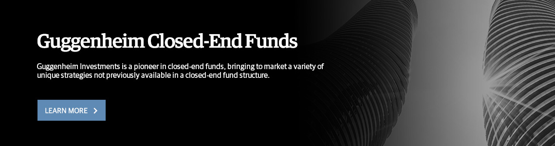 Banner von Guggenheim Investments