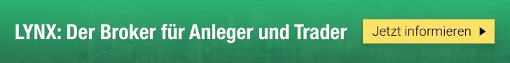 Banner von LYNX Broker