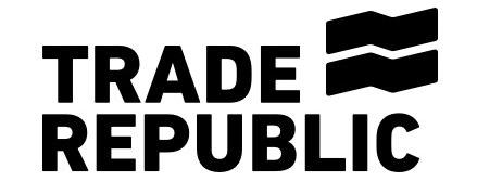 Logo von Trade Republic