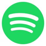 Logo von Spotify