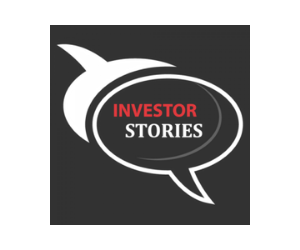 Logo vom Investor Stories Podcast