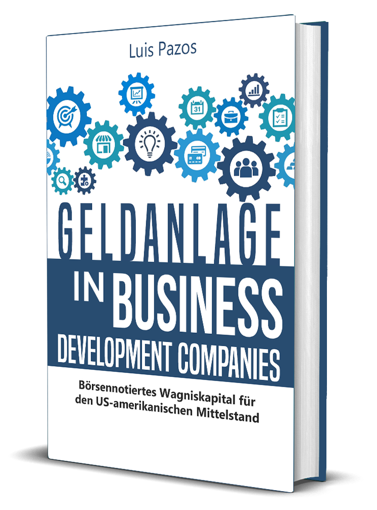 Titelbild von Geldanlage in Business Development Companies