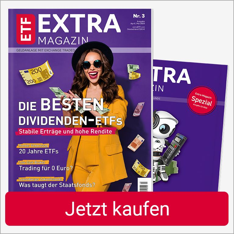 Extra-Magazin Ausgabe Nr. 3 April/Mai 2020