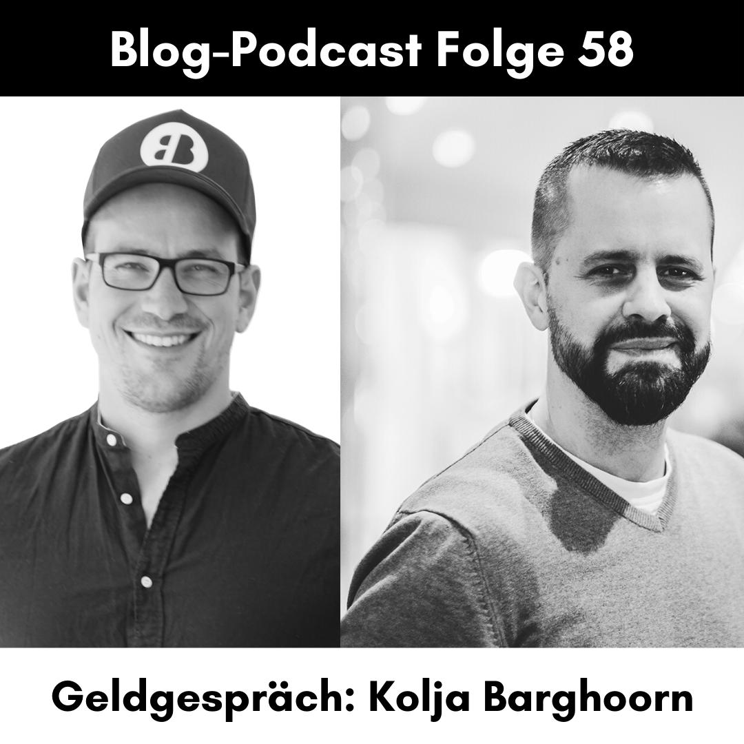 Kolja Barghoorn (Autor, Podcaster, YouTuber)