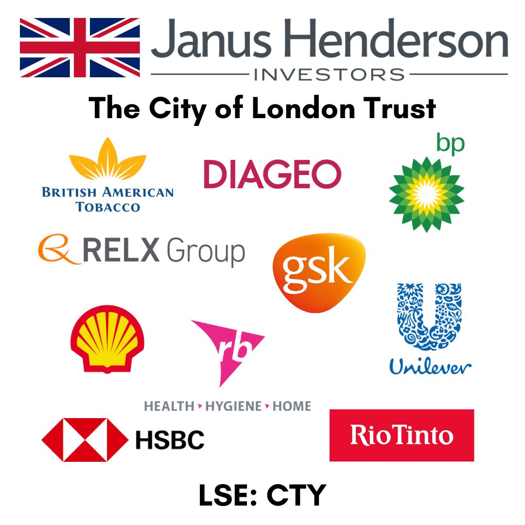 Portfolio The City of London Investment Trust
