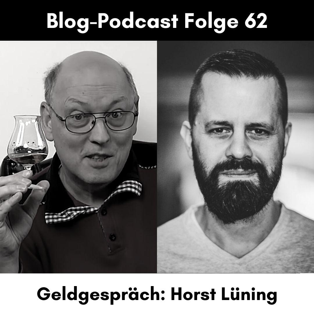 Horst Lüning (Whisky-Fachmann, Unternehmer, YouTuber)