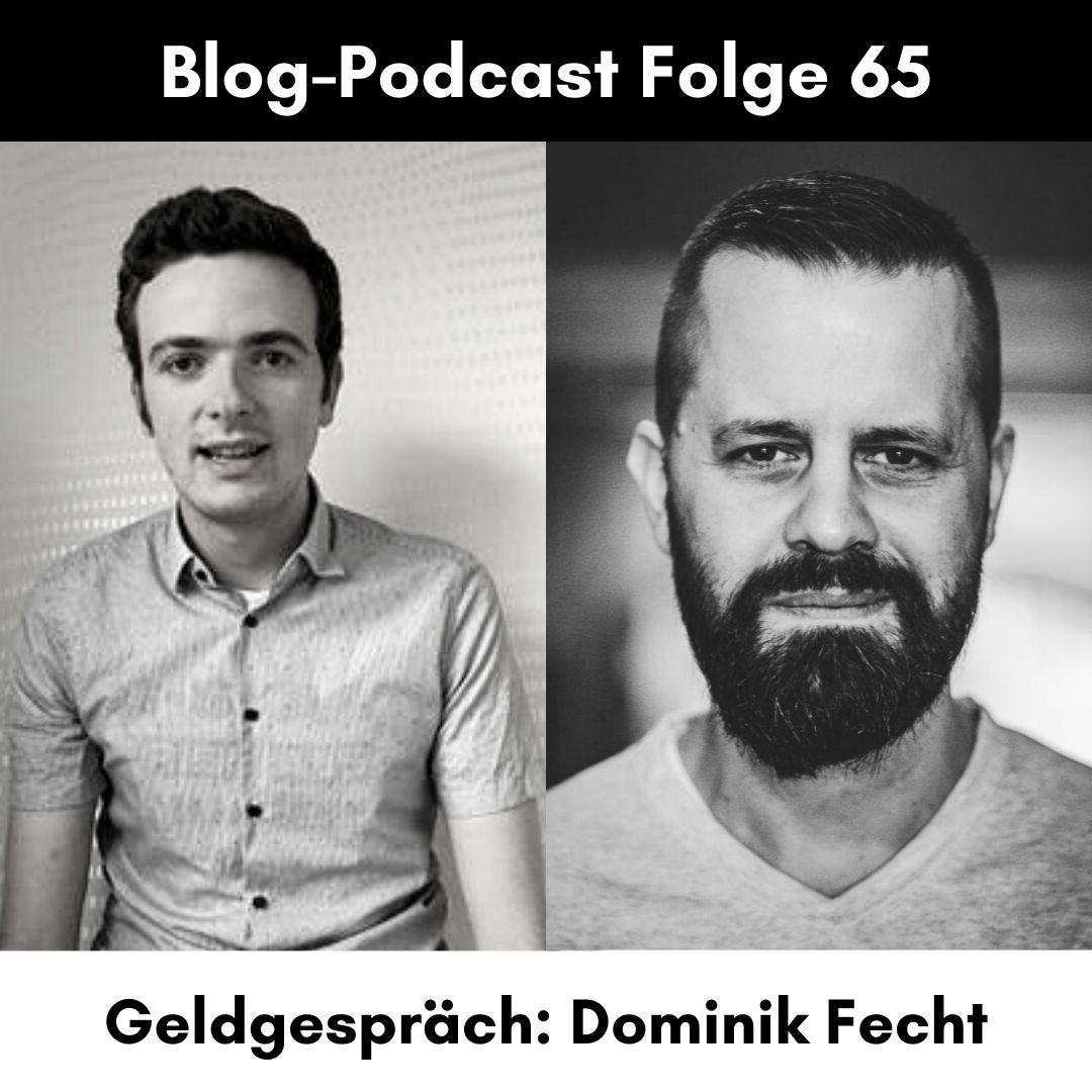 Dominik Fecht (Finanzblogger und Ex-Zollbeamte)