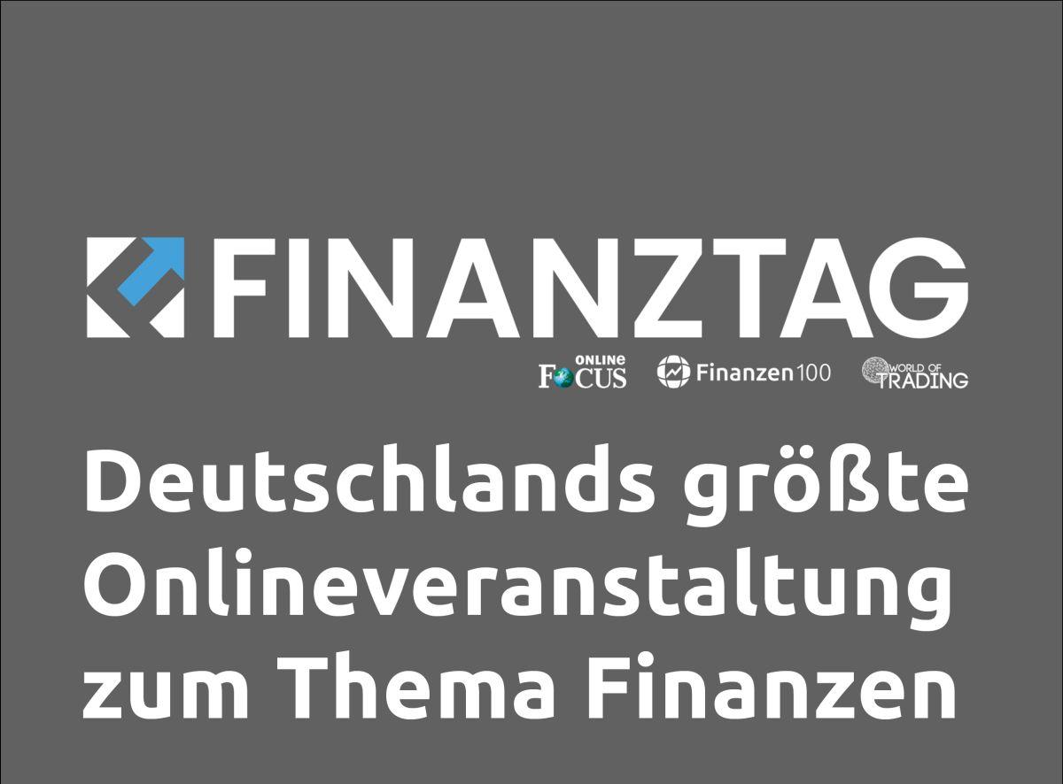 Banner zum Finanztag 2020