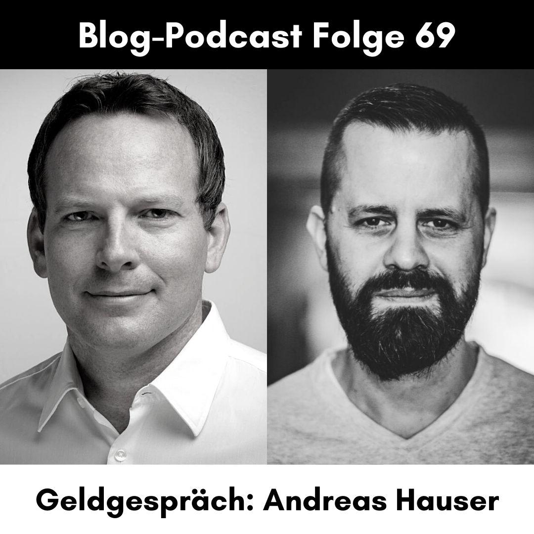 Andreas Hauser (Gründer, Geschäftsführer und Aktionär)
