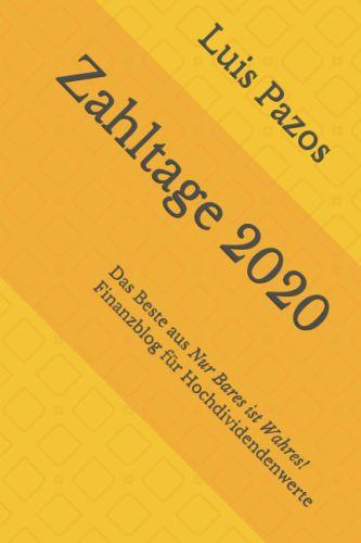 Titelbild von Zahltage 2020