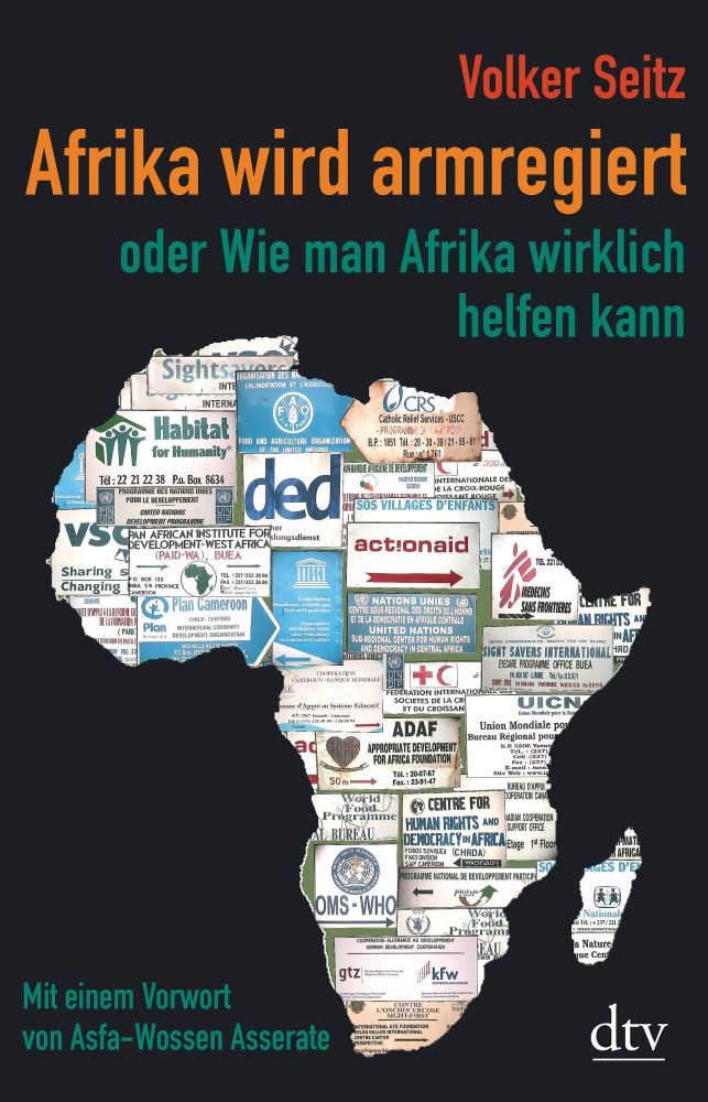 Titelbild von Afrika wird armregiert